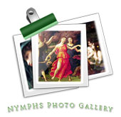 Nymphs photo gallery