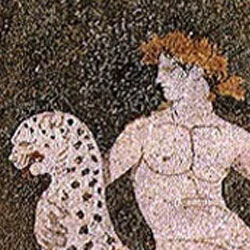 myths about Dionysus -Dionysus' Punishment on Blasphemy