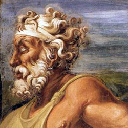 myths about Hephaestus -The Revenge of Hephaestus on Hera