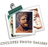 Cyclopes photo gallery